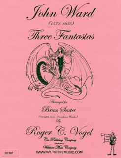 Three Fantasias (Roger Vogel) - WARD, JOHN