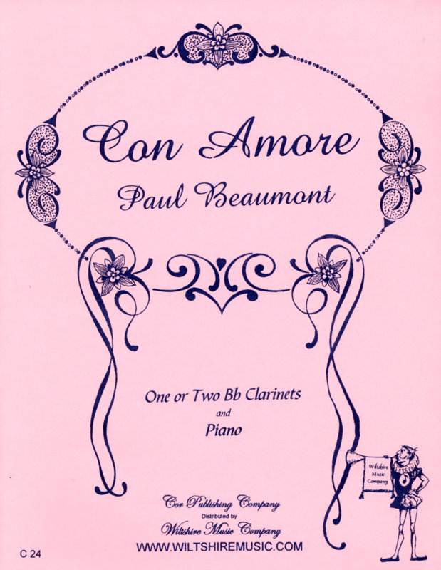 Con Amore - BEAUMONT, PAUL