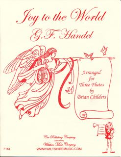Joy to the World ( Childers) - HANDEL, G.F.