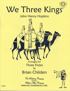 We Three Kings - HOPKINS, JR.JOHN