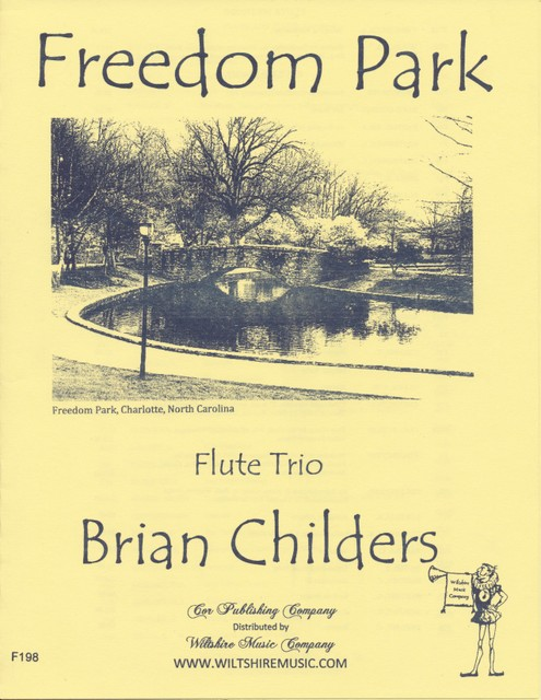 Freedom Park, Brian Childers