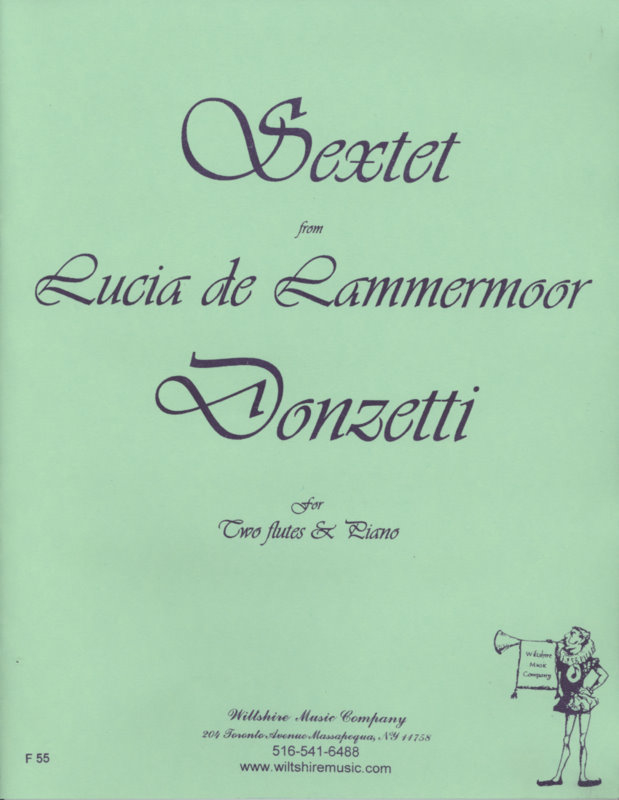 Sextet from Lucia di Lammermoor - DONZETTI, G.