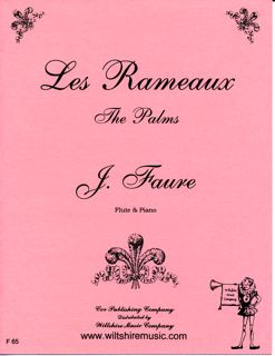 """Le Rameaux"" The Palms - FAURE, J."