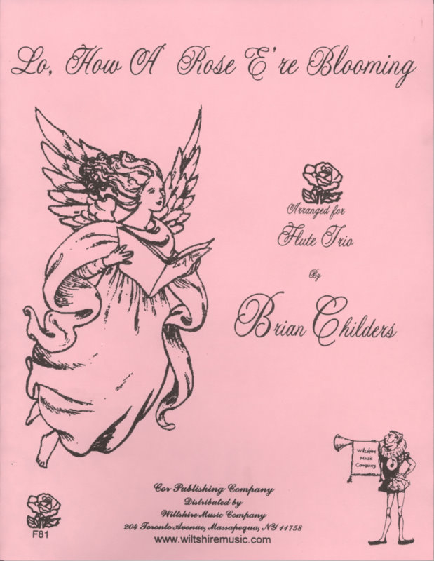 Lo How A Rose (Brian Childers) - KIRCHENGESANG