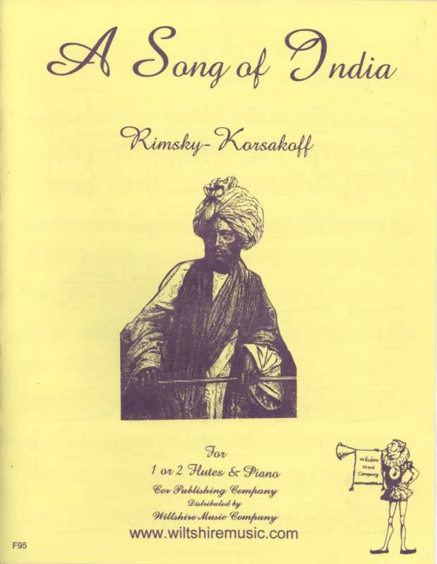 A Song of India - RIMSKY-KORSAKOFF