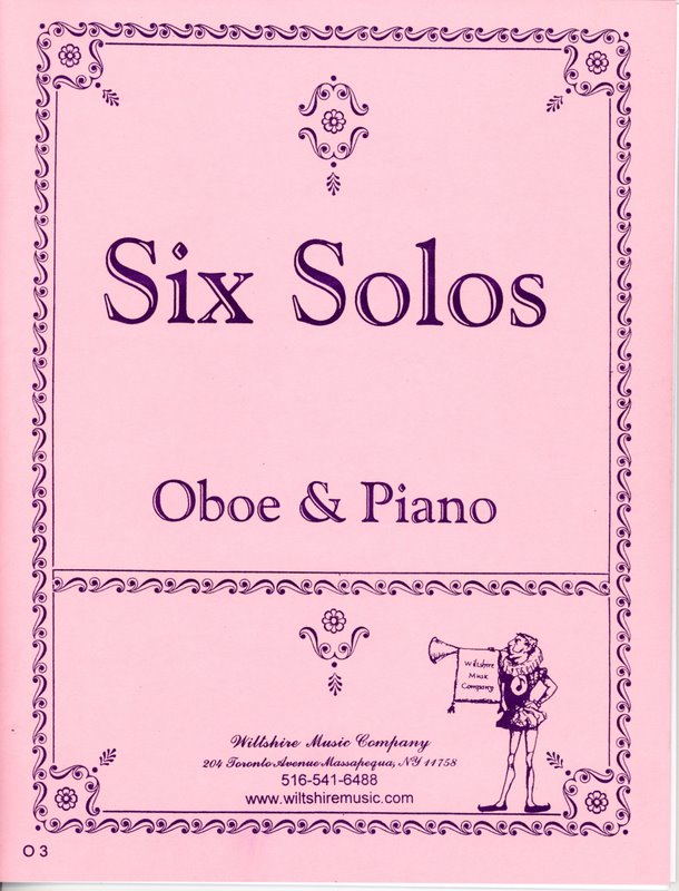 Six Solos - COLLECTION
