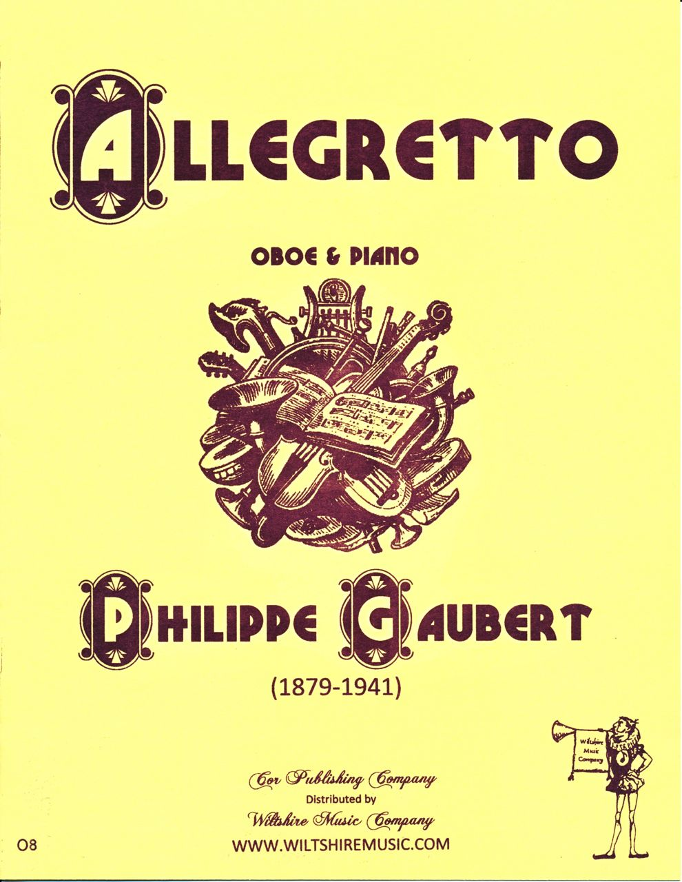 Allegretto, Philippe Gaubert