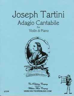Adagio Cantible - TARTINI, J.