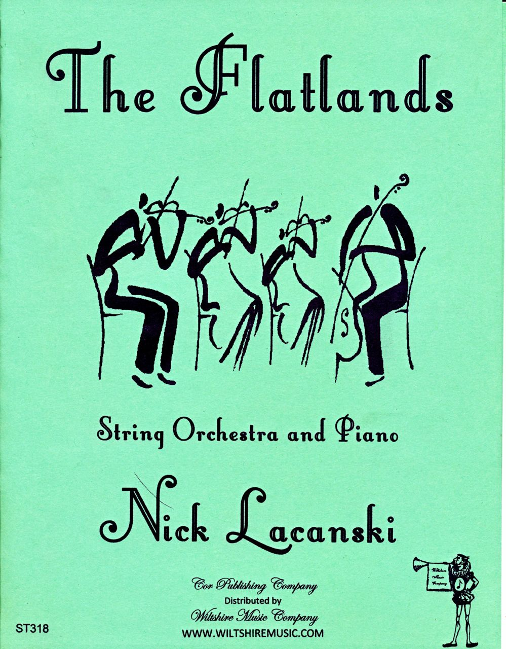 The Flatlands, Nick Lacanski