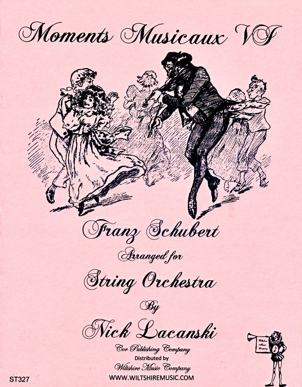 Moments Musicaux VI, FranzSchubert (Lacanski)