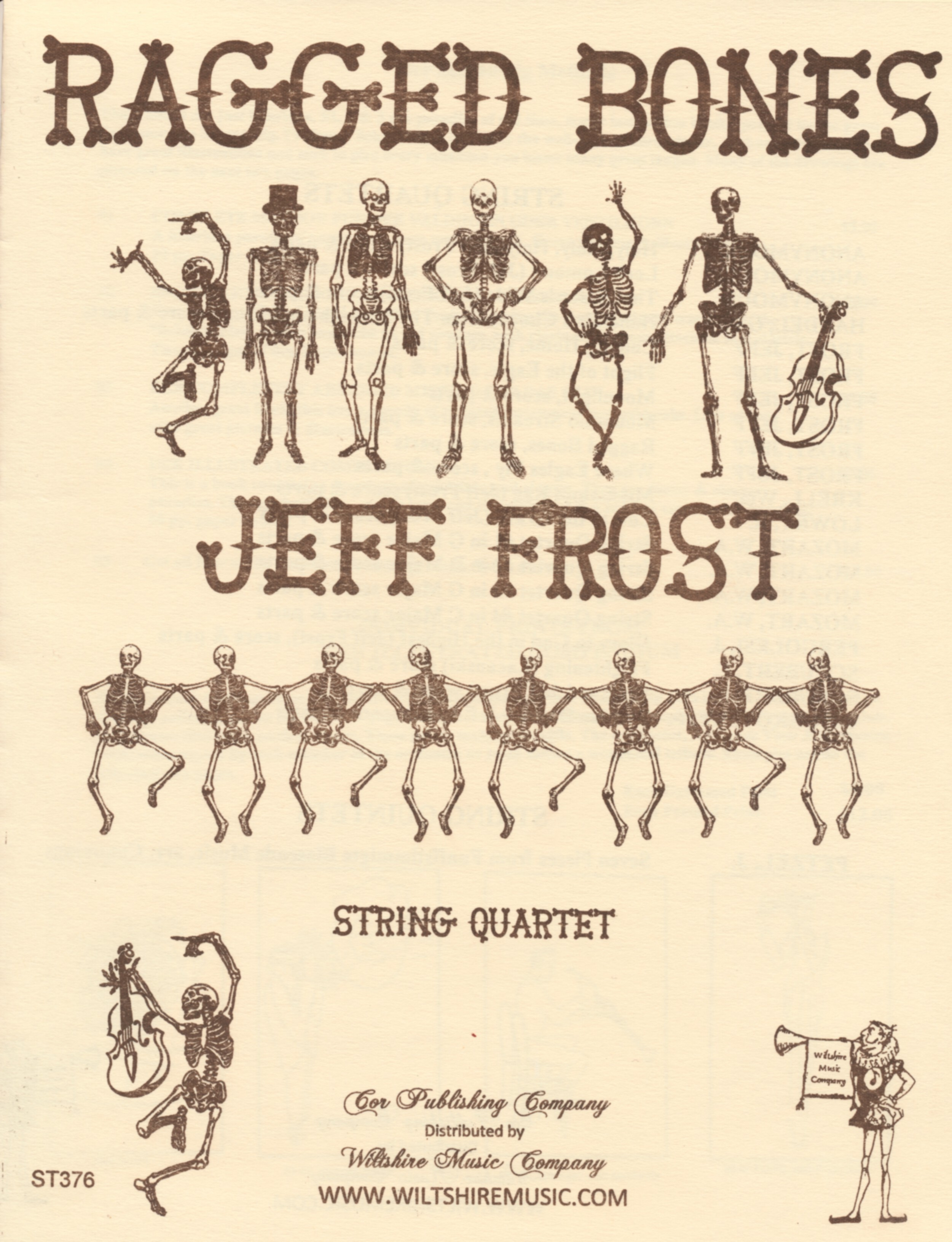 Ragged Bones, Jeff Frost