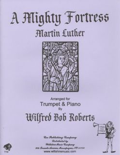 A Mighty Fortress - LUTHER, M.