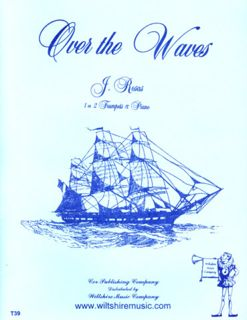 Over the Waves - ROSAS, J.