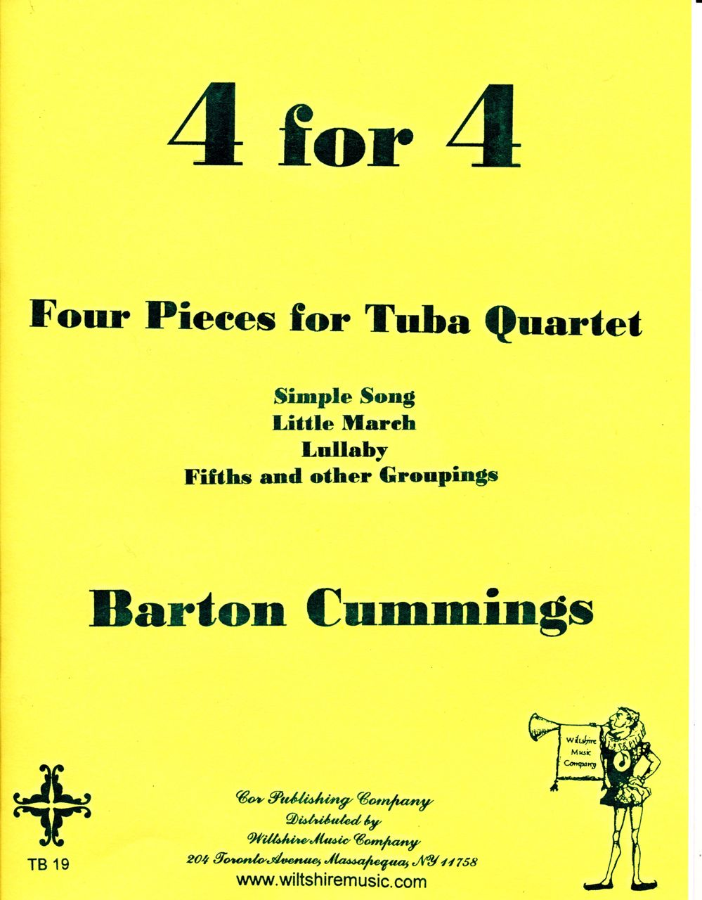 4 for 4 - CUMMINGS, BARTON