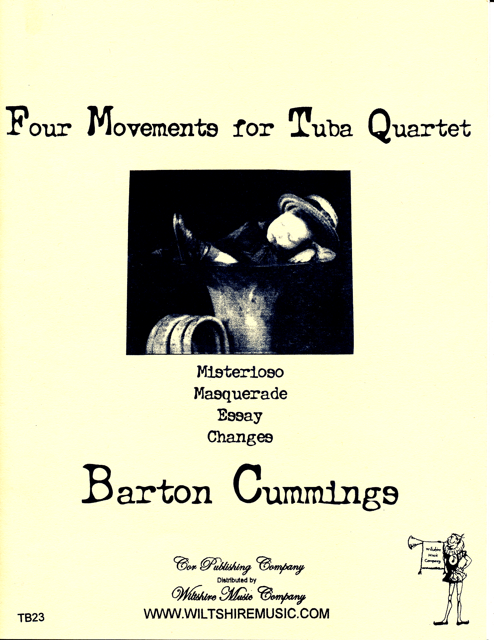 4 Movements - CUMMINGS, BARTON